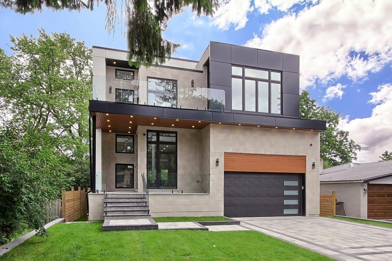 Custom Homes Build   Pickering - AK Design & Build
